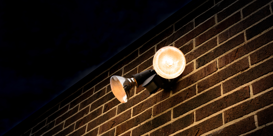 Motion Sensor Lights Are A Must For Late Summer Security