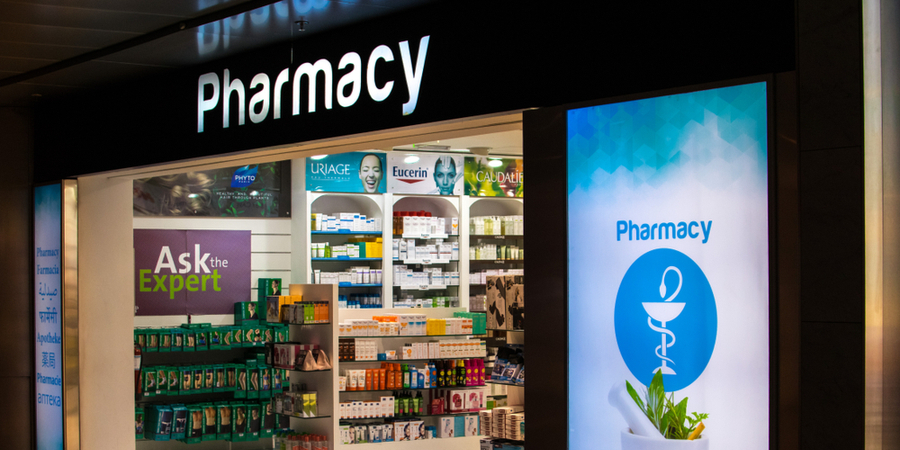 Pharmacies & Medical Facilities Are At High Risk